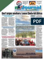 Asian Journal October 31, 2014 edition