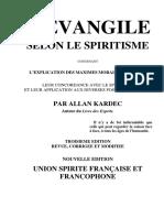 L Evangile Selon Le Spiritisme-Allan Kardec
