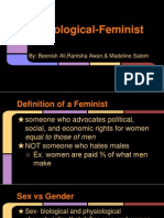 sociological-feminist criticism