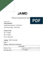 JAMD SRS