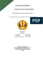 Kel. 7 - Clinical Based Evidence Dan Riset Klinik