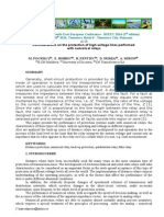 Considerations on the Protection of High-Voltage Lines Performed With Numerical Relays