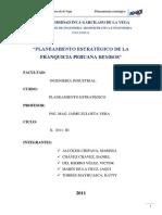 Plan Estrategico CASO BEMBOS