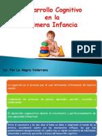Clase 7 Desarrollo Cognitivo y Socioemocional Primera Infancia