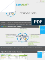 SoftALM Product Tour