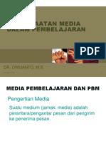 Pemanfaatan Media Dalam Pembelajaran