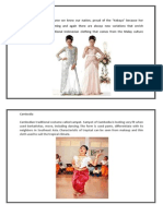 Pakaian Tradisi Asean