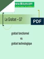 Le Grafcet G7