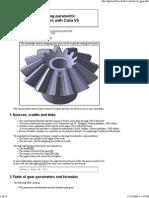 Designing Parametric Bevel ...