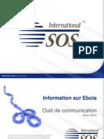 International SOS - Information Ebola
