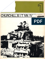 Profile AFV Weapons 01 - Churchill British Infantry Tank Mk. IV