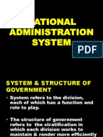 w2  National Administration System