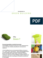 Building WhyGreen
