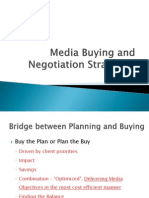 Buying Strategies
