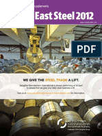 Middle East Steel Supplement 2012