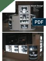 Kiosk Model Development