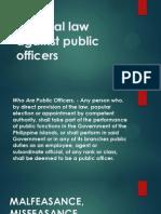 Criminal law against public officers.pptx