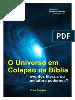 O Universo Em Colapso Na Bíblia
