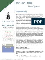 [Chess] Dvoretsky, Mark - The Instructor 30 - Attack Training