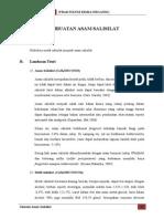 Laporan III Prak. Kimor - Pembuatan Asam Salisilat