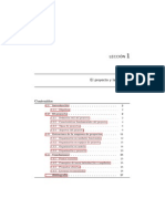 Texto L01 El Proyecto y La Empresa
