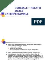 AMG I RELATII SOCIALE – RELATII PSIHOLOGICE  INTERPERSONALE.ppt