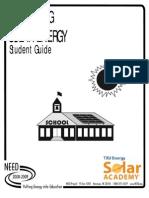 Exploring Solar Energy
