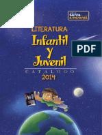 Catalogo Literatura Infantil 2014 SE-SM