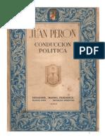 Conduccion Politica-Juan Domingo Peron