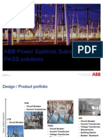 ABB PASS 2014 Presentation