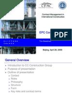 03 Epc Contract Management