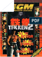 Tekken 2 - EGM Unofficial Strategy Guide