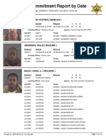 Peoria County booking sheet 10/31/14
