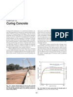 Chap12- Curing Concrete - Methods and Materials
