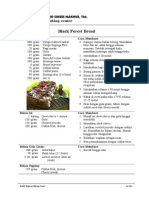 Black Forest Bread (AC.064)