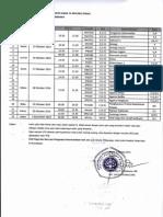 Jadwal UTS Sem Ganjil 51