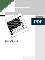 Manual Micro GC