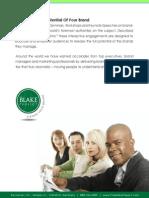2008 Brand Education