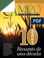 CAMPO - AÑO 11 - NUMERO 121 - JULIO 2011 - PARAGUAY - PORTALGUARANI
