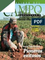 CAMPO - AÑO 11 - NUMERO 122 - AGOSTO 2011 - PARAGUAY - PORTALGUARANI