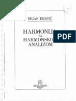 Harmonija Sa Harmonskom Analizom