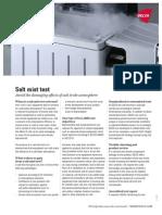 TC Prod.sheet Salt Mist Test