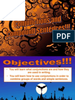 conjunctions halloween themed 1