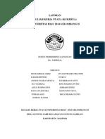 laporan kelompok
