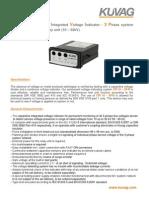 KUVAG Indicating System CPI VI-3P R (10-52kV)