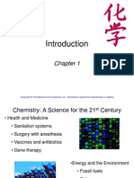 Chemistry Ebbing Chapter 1 Lecture
