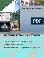 Service Process of service marketing