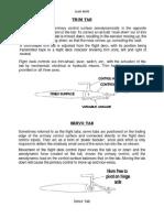 Aircraft Tabs
