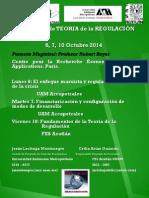 Poster Seminario de Teoria de La Regulación