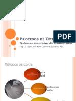 Proceso de Oxicorte